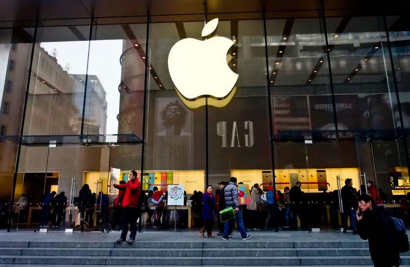 蘋果市值重返10000億美元,意味著什么?