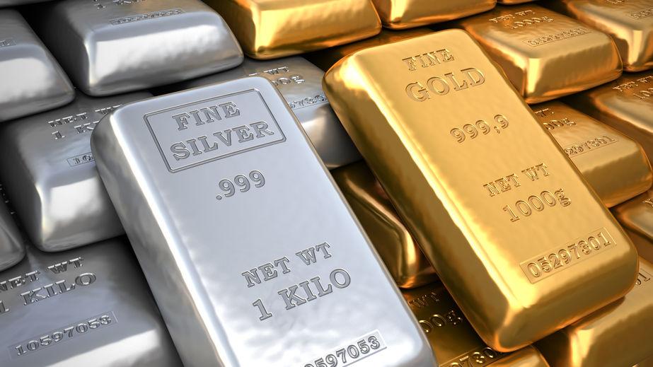 避險情緒降溫 國際金銀期價走軟