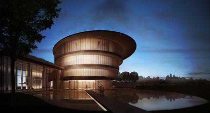 世界知名大師設計 順德這座美術館明年3月開放
