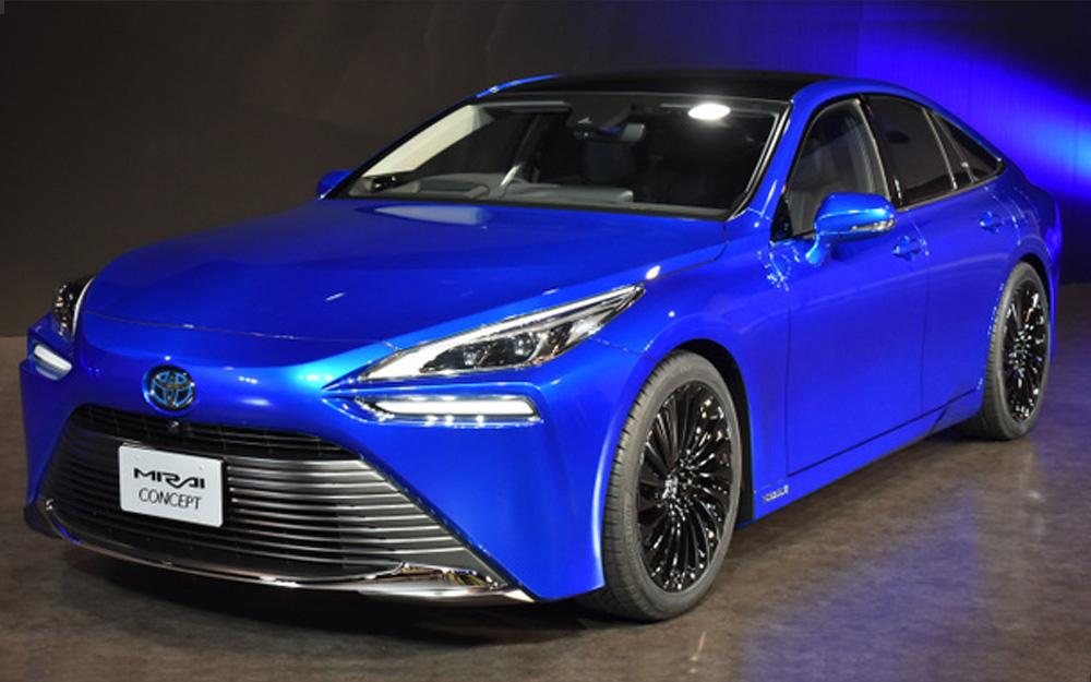 丰田研发的燃料电池汽车新车型将亮相东京车展