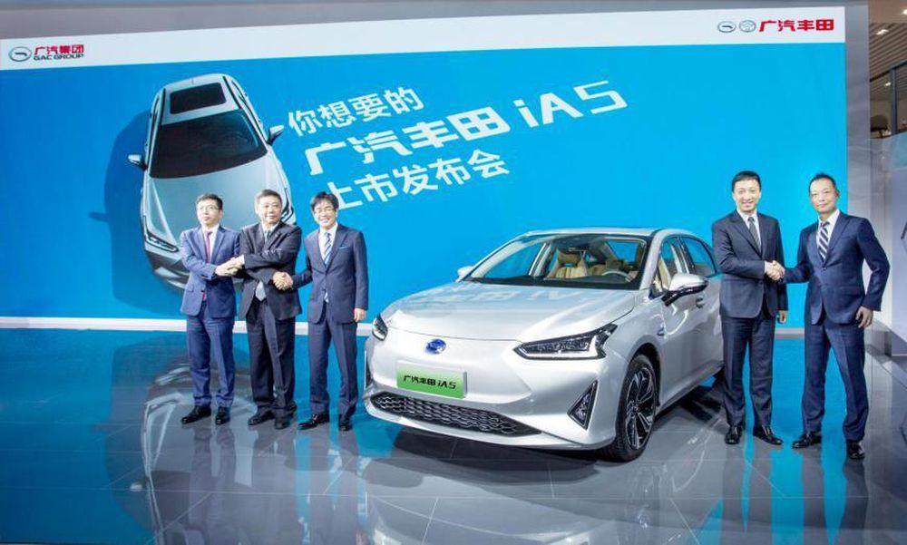 深化双品牌战略 广汽丰田iA5创新合资企业发展模式