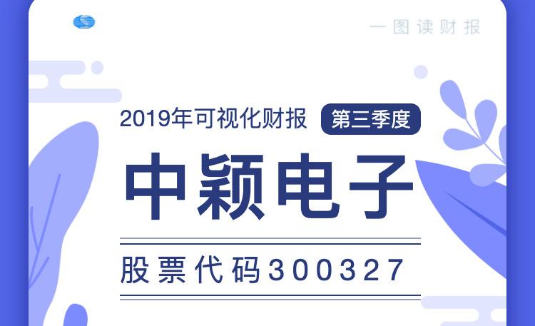 一图读财报:中颖电子2019年前三季度营业总收入5.97亿元