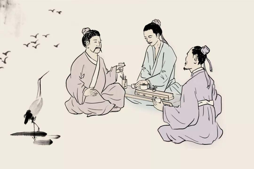 【将进酒Bar】李白、高适、杜甫:缔造一段最浪漫的三人行