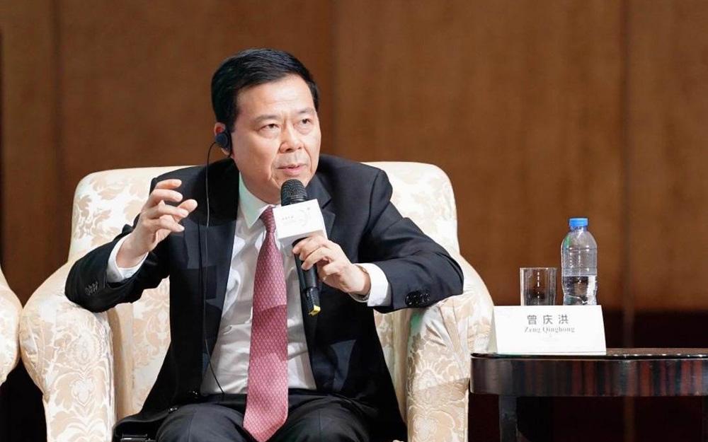 曾庆洪:营商环境改善增强企业发展信心
