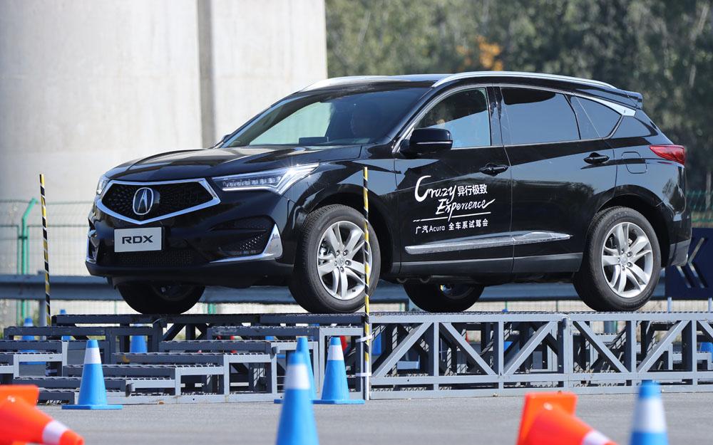 【财富评测】试驾广汽Acura RDX:特立独行的豪华SUV