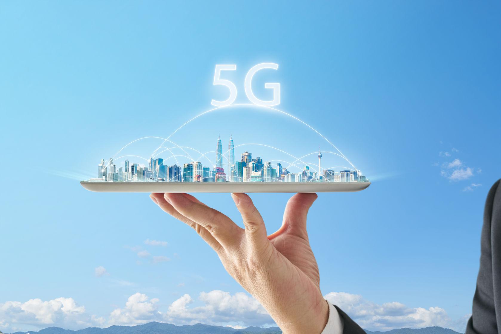5G网络建设稳步推进 机构:这些个股有望持续获益