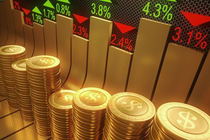 纽约商品交易所黄金期货市场12月黄金期价11日下跌