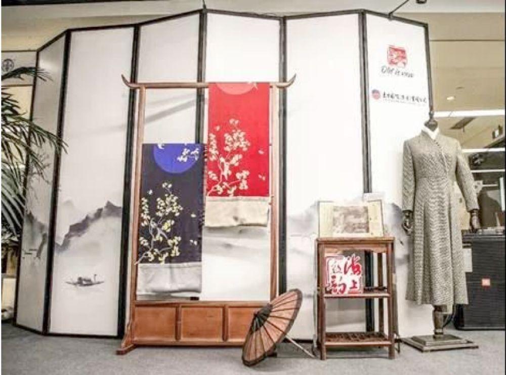 中華老字號展示空間進博期間喜迎八方來客 東方國際 傳統與時尚完美結合