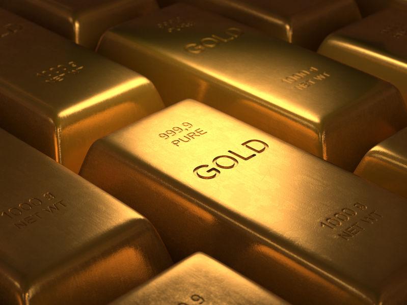 纽约商品交易所黄金期货市场12月黄金期价13日上涨