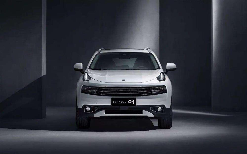 领克首款油电混动汽车将于第17届广州车展上市