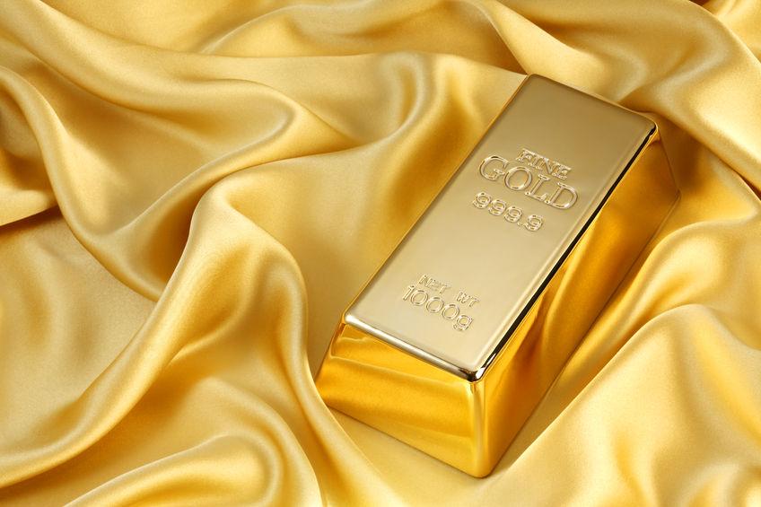 纽约商品交易所黄金期价18日上涨