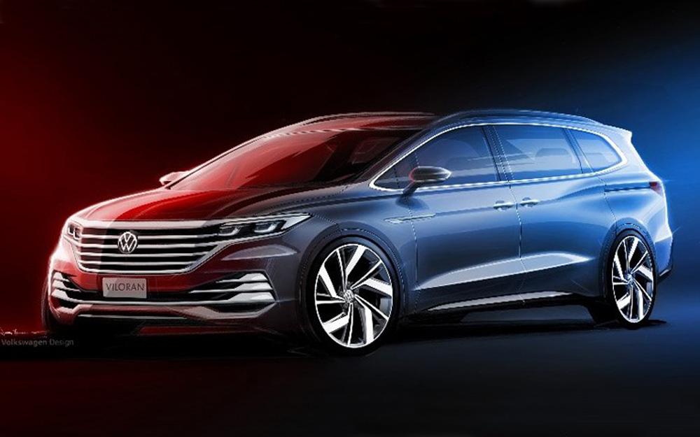 Viloran全球首秀 上汽大众将携多款新车亮相广州车展
