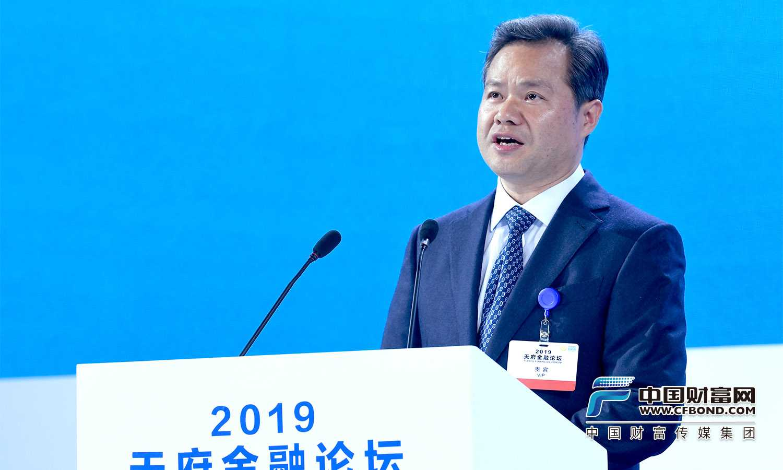 主持人:四川省政协副主席、省地方金融监督管理局局长欧阳泽华