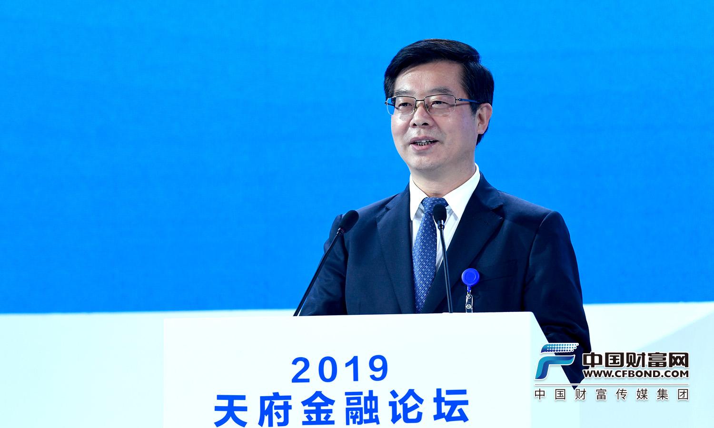 新华社党组成员、秘书长兼办公厅主任宫喜祥致辞