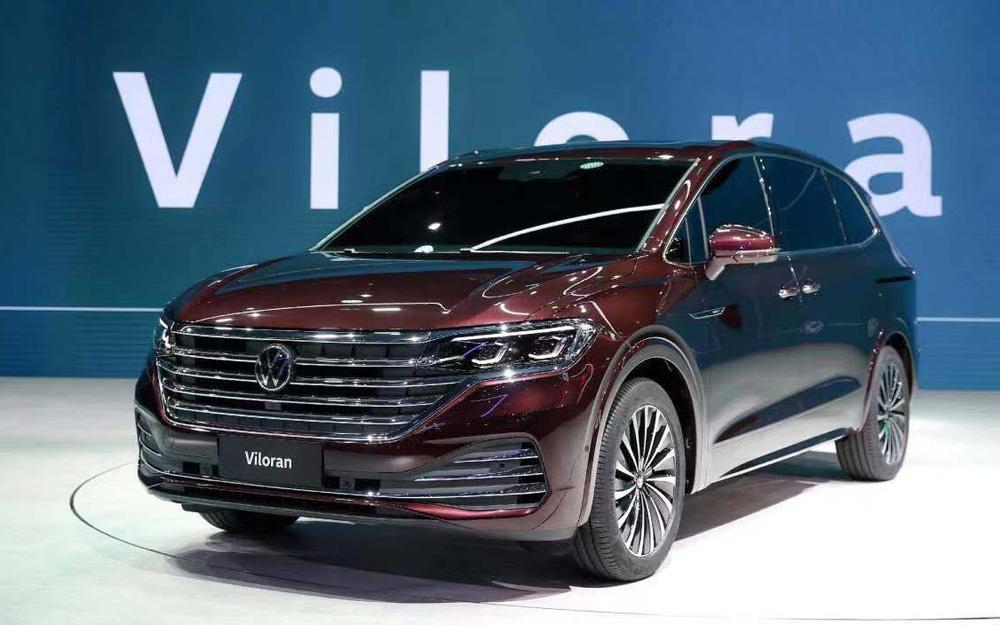 三款新车亮相广州车展 大众汽车品牌推进产品攻势