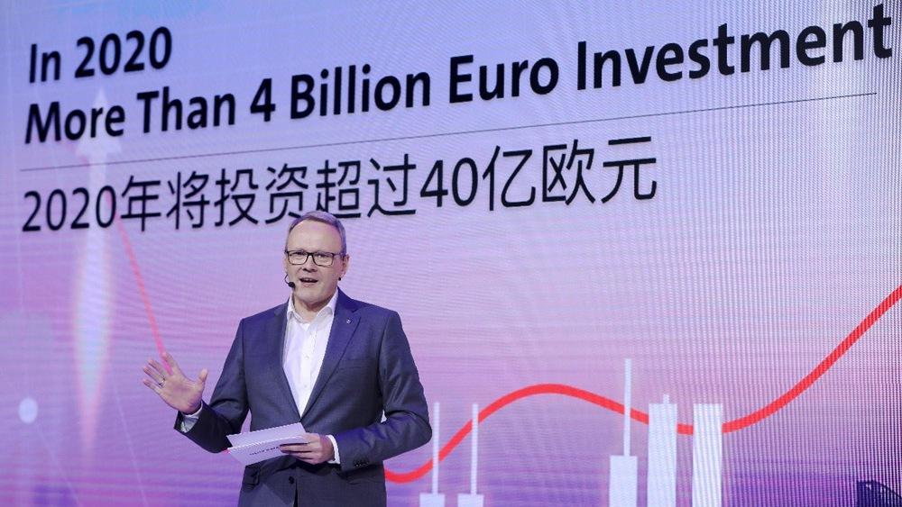 加大新能源攻势 大众计划在华投资超过40亿欧元
