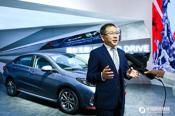 奇瑞汽车黄招根:以用户体验为核心 打造有温度的汽车品牌