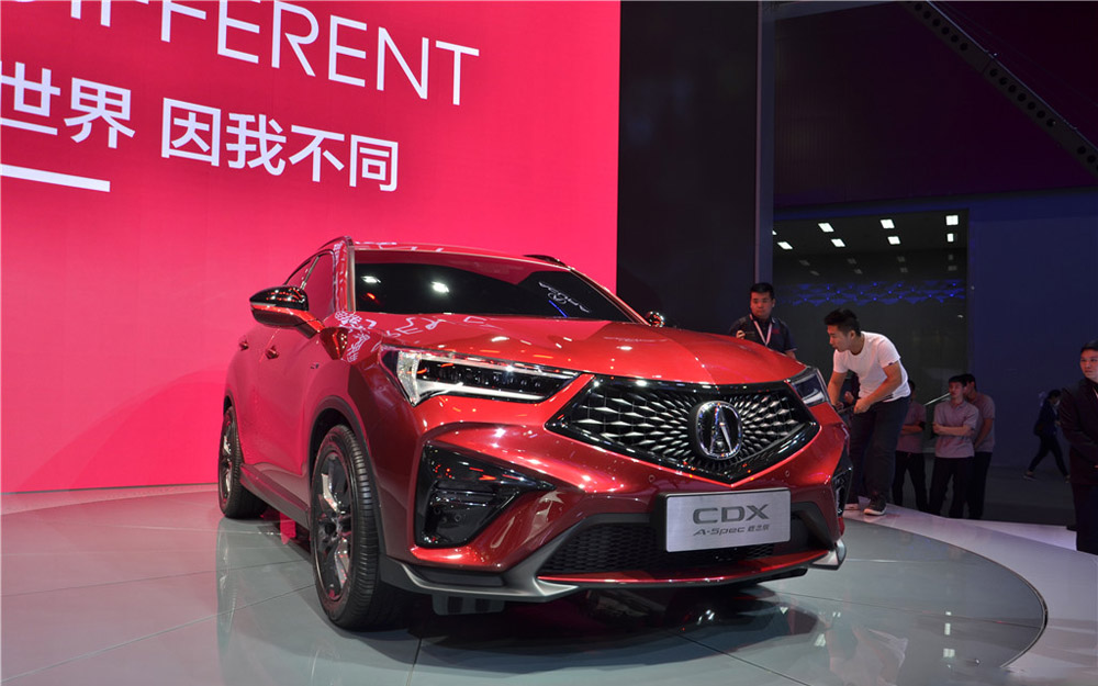 广汽Acura CDX A-SPEC概念版