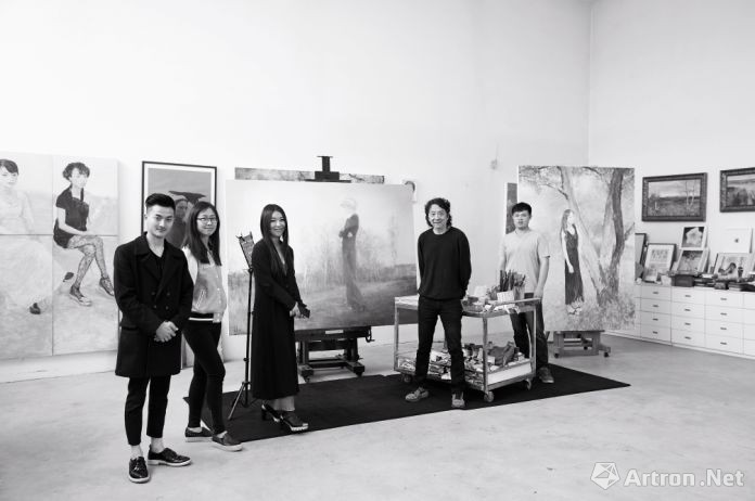 《凌听》:一组当代艺术史的对话