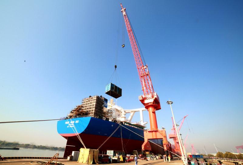 江苏加快推进岸电建设 项目规模居全国居首位