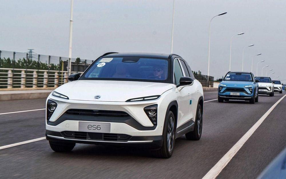 11月上险数据:蔚来ES6卫冕纯电动SUV销量冠军
