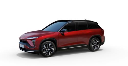 11月上险数据公布:蔚来ES6卫冕纯电动SUV销量冠军