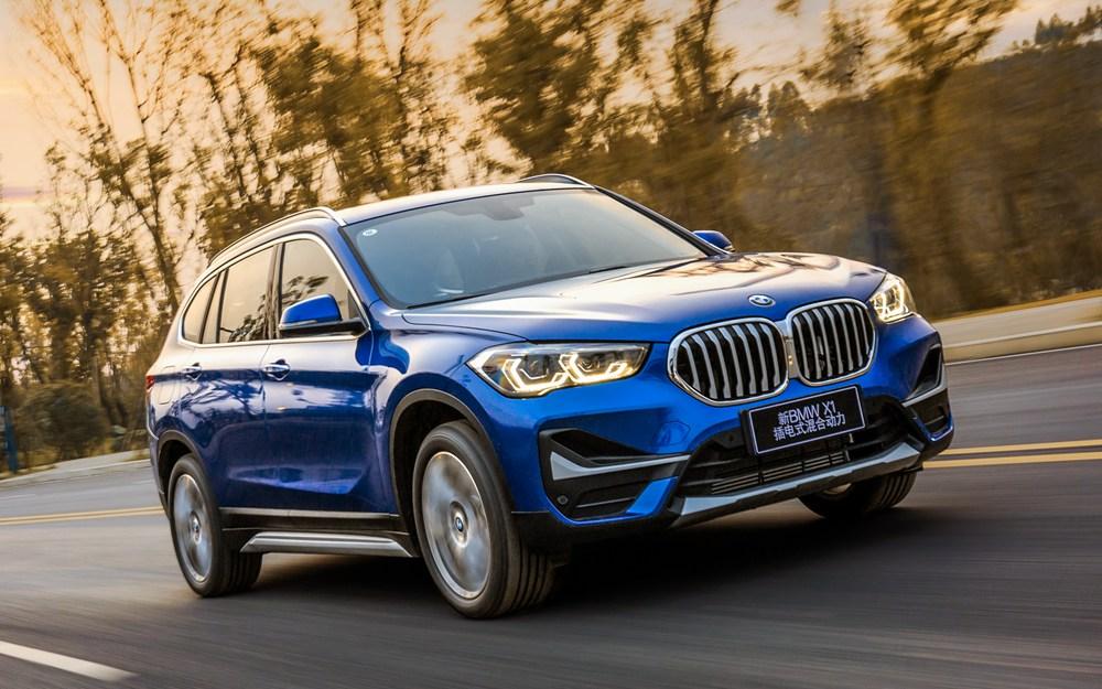 110公里纯电续航 试驾新BMW X1插电式混合动力