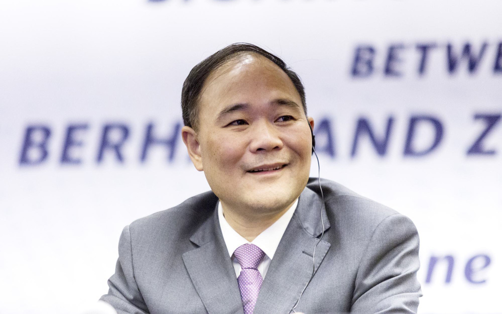 李书福:颠覆性技术将席卷交通出行产业