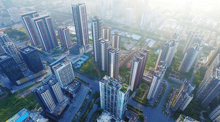 房企规模之争进入6000亿时代 机构看好地产股超额受益机会
