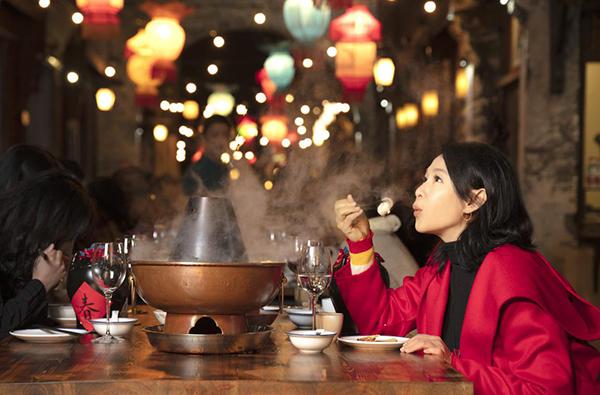 这个春节 和刘若英一起在乌镇过大年