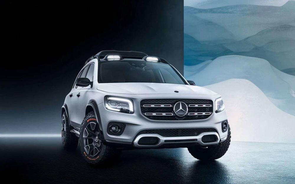 北京奔驰汽车有限公司召回部分GLB SUV汽车
