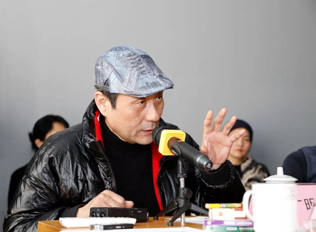 """研讨实录 """"虚象的解放与意义的穿凿""""李广明的当代艺术语言解读"""