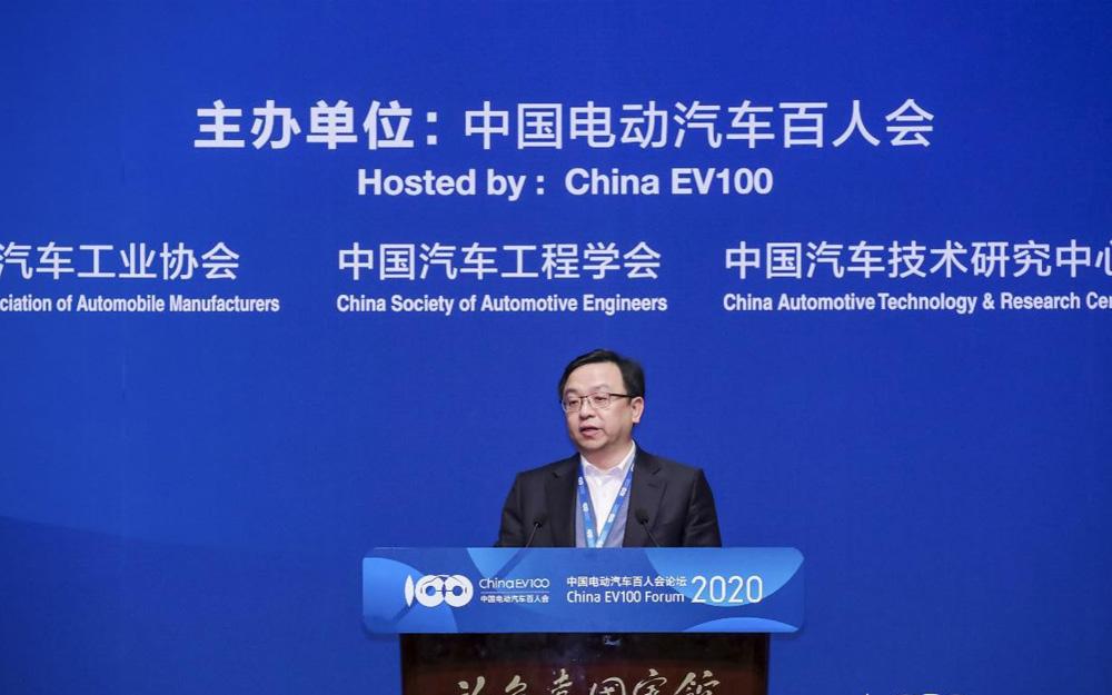 比亚迪王传福:坚守安全底线 拥抱产业变革