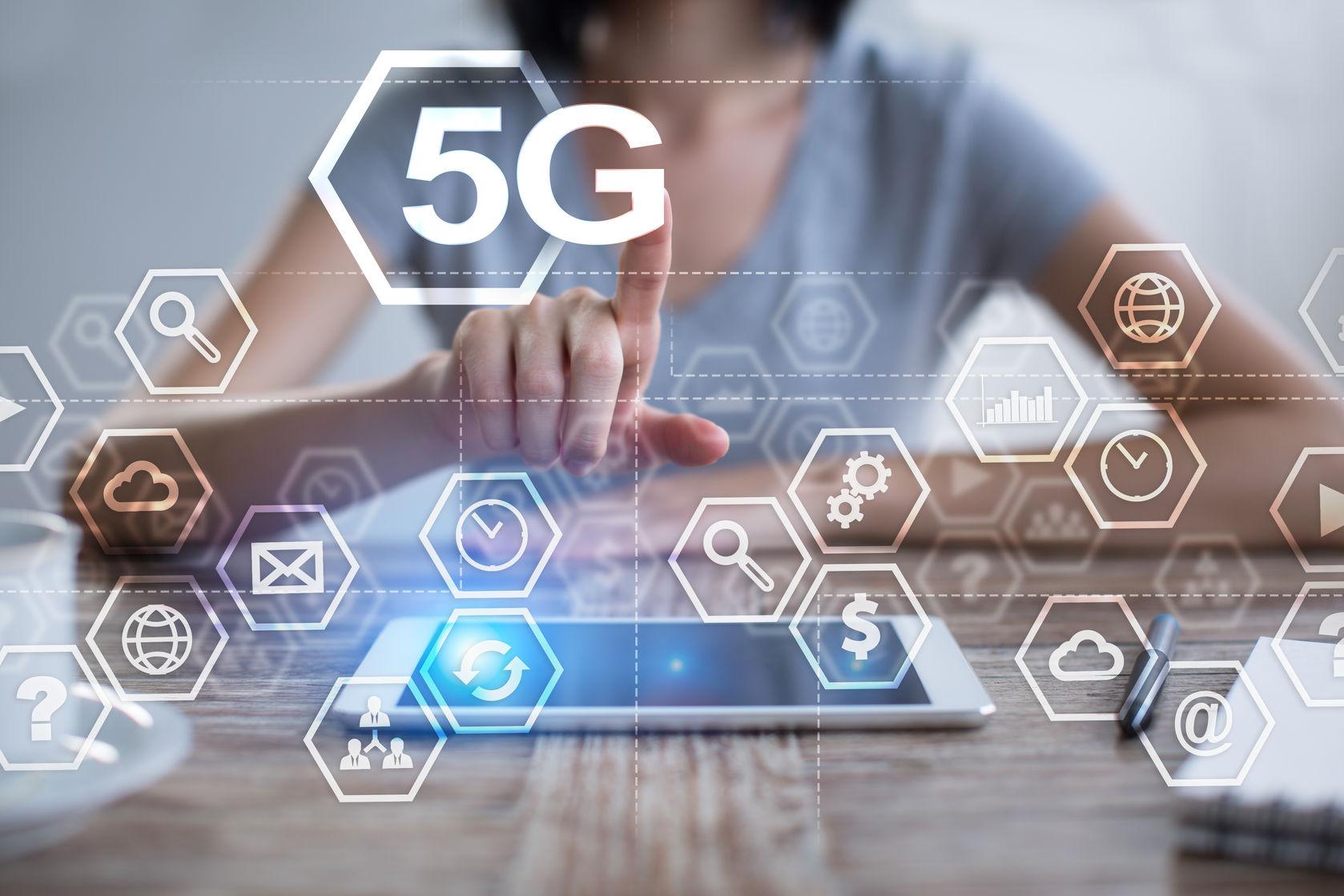 """多地5G建设按下""""快进键"""" 产业链企业纷纷跑马圈地"""
