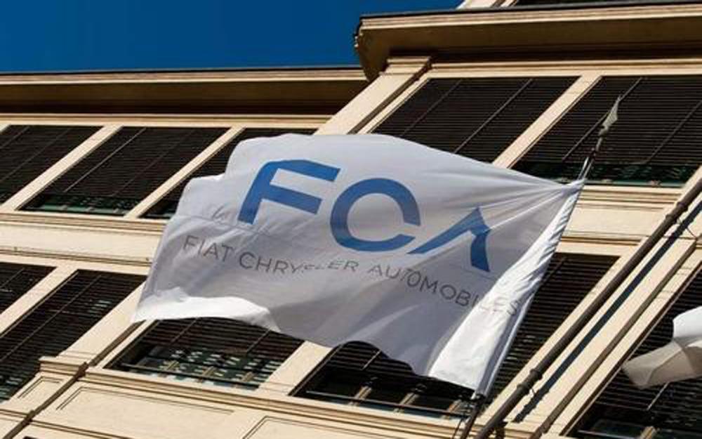 富士康将与FCA建立电动汽车合资企业