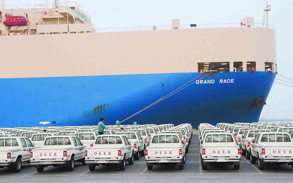 中國汽車貿易優勢亟待爆發 潛力有望加快釋放