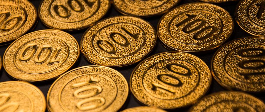 紐約商品交易所黃金期貨市場4月黃金期價10日上漲