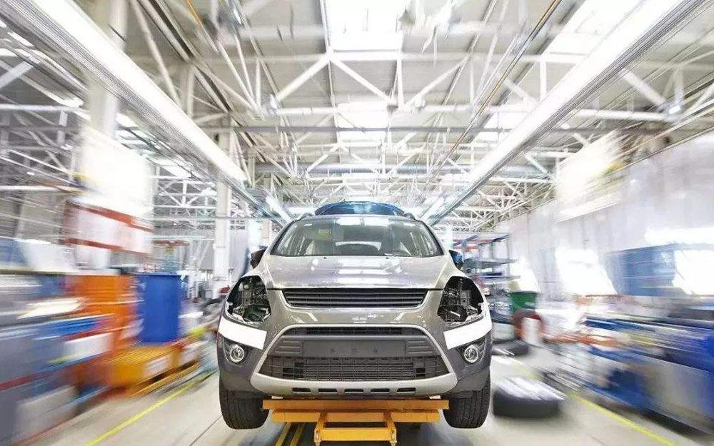 """疫情之下打开""""新开工模式"""" 中国汽车业逆风奔跑"""