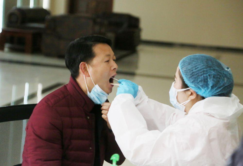 硬核暖心!尔康制药免费为全员安排核酸检测