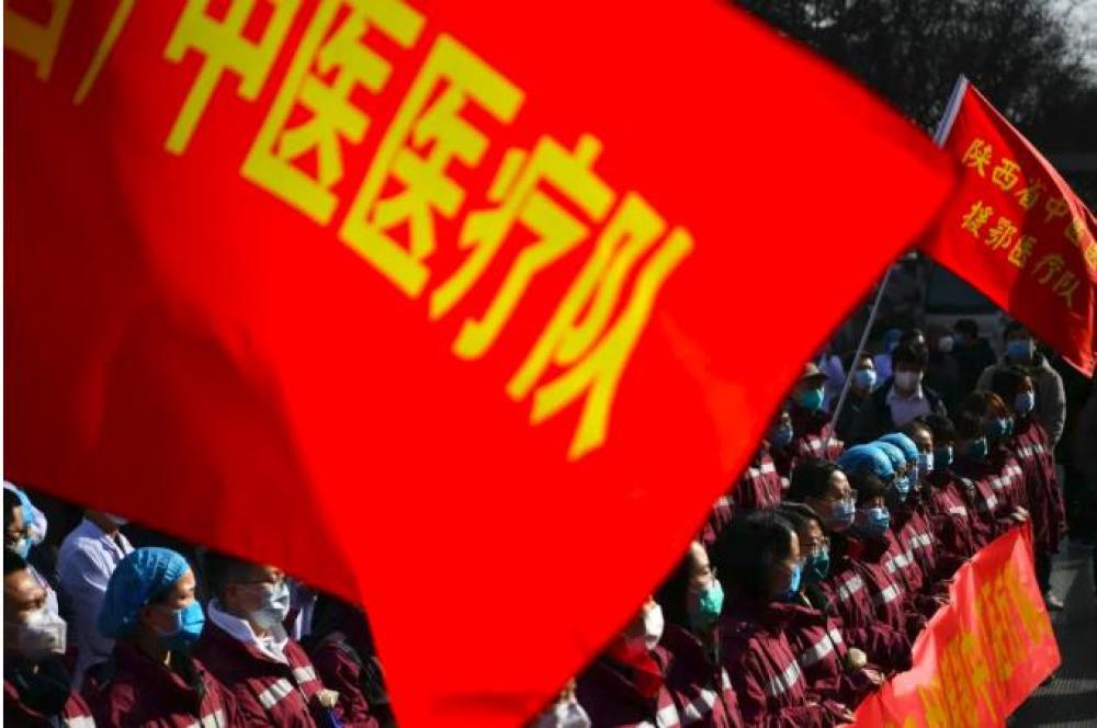 """15省區市一線調查:中醫藥抗擊疫情應""""全程參與,越早越好"""""""