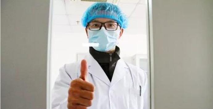 茅臺醫院應城籍醫生胡雄飛:我想為家鄉防疫盡份心