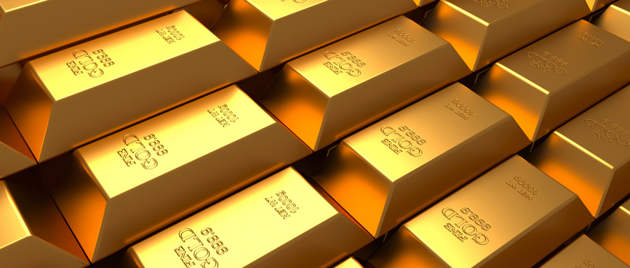 纽约商品交易所黄金期货市场 4月黄金期价4日下跌