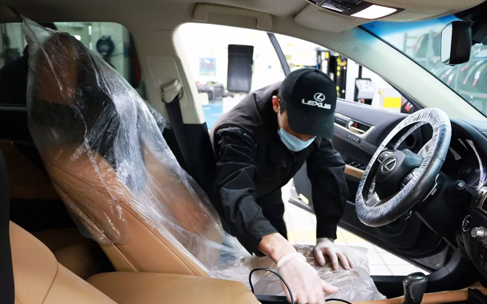 汽车行业积极复工复产 服务质量成焦点