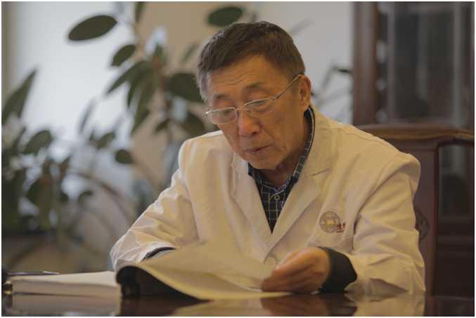 高鹏翔:携手现代科技,为健康中国贡献中医力量
