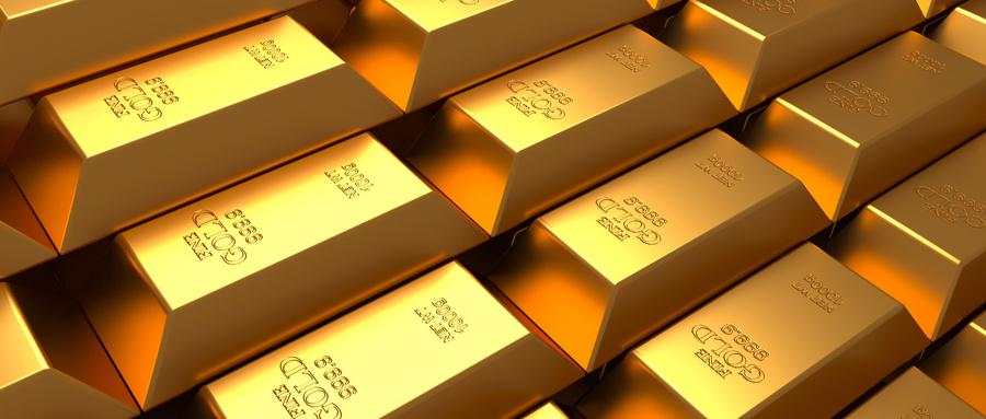 纽约商品交易所黄金期货市场 4月黄金期价19日上涨
