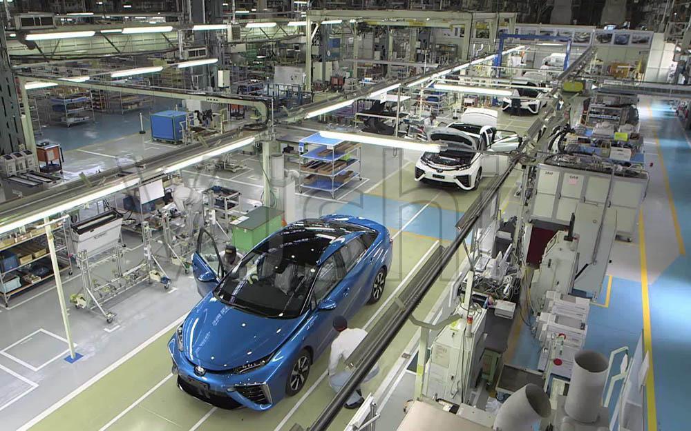 丰田汽车九州工厂员工确诊感染 部分生产线面临停工