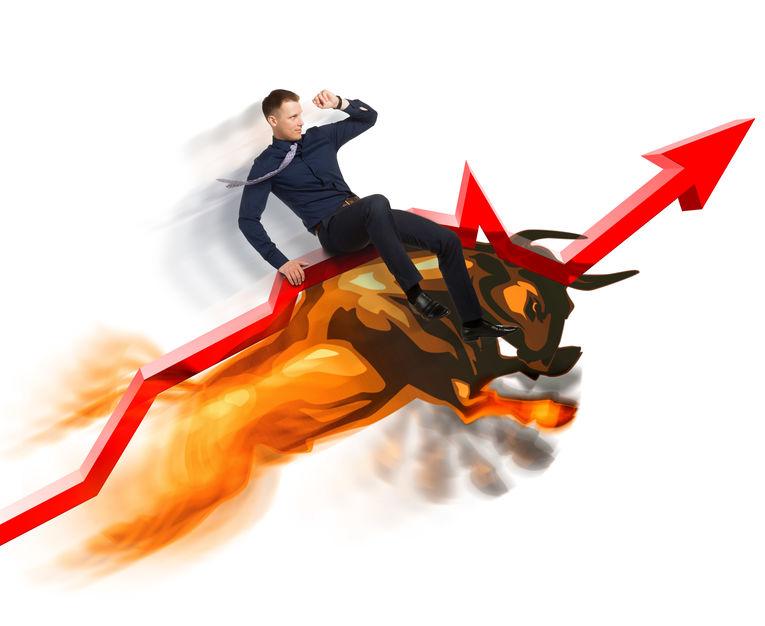 紐約股市三大股指26日大幅上漲 漲幅均超5%