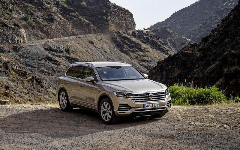 大众汽车(中国)销售有限公司召回部分进口途锐