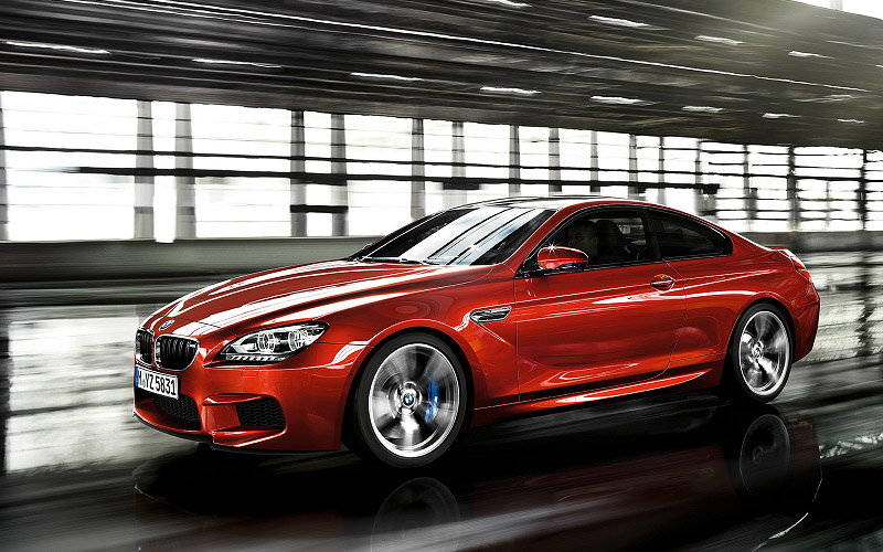 宝马(中国)汽车贸易有限公司召回部分进口M6汽车