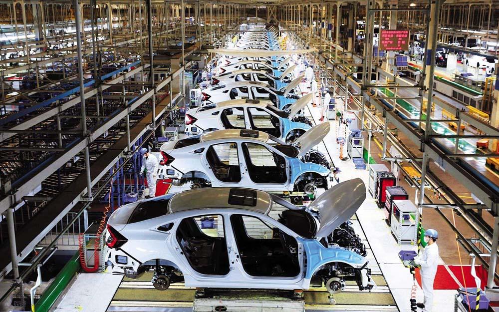 日本八大车企都将暂停本国生产线的汽车生产